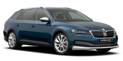 Skoda Superb Wagon 1.4 TSI Plug