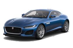 Jaguar F-Type Coupé 2.0 aut.