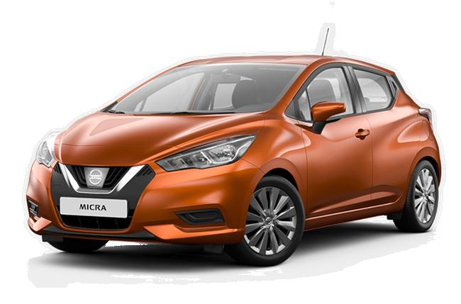 Nissan Micra IGT 100