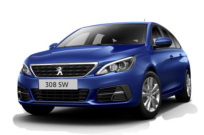 Peugeot 308 SW BlueHdi