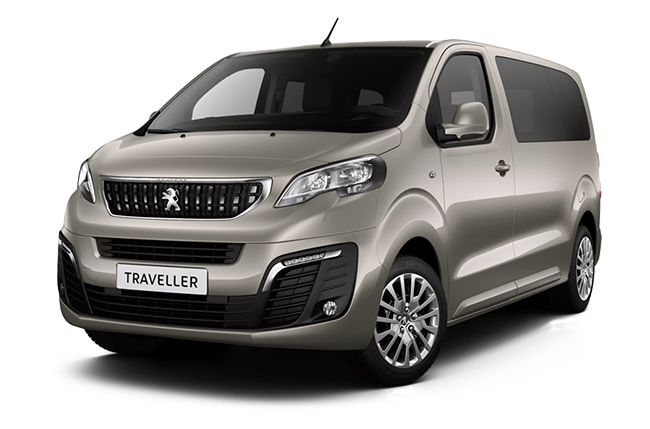 Peugeot Traveller BlueHdi 120
