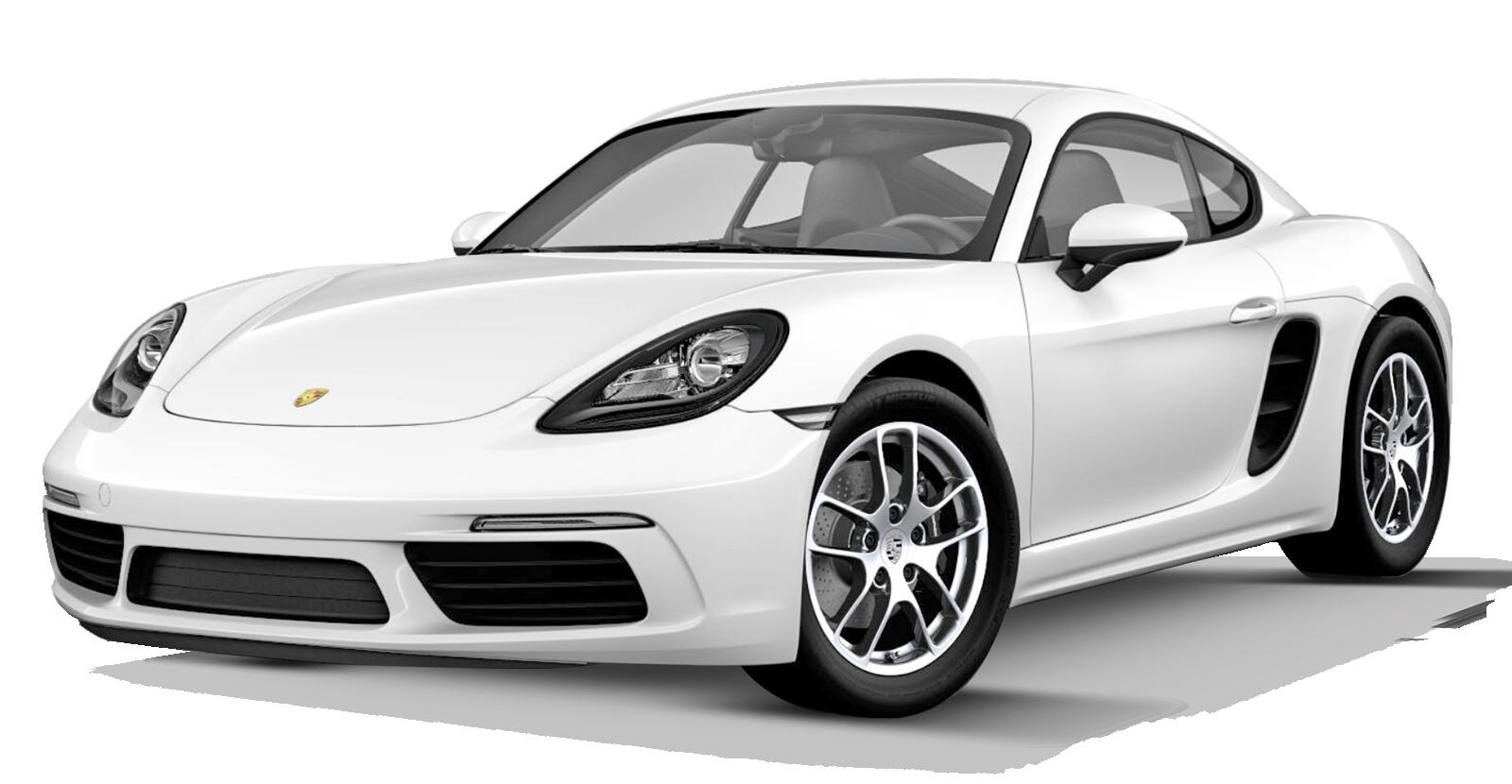 Porsche 718 Coupé Cayman